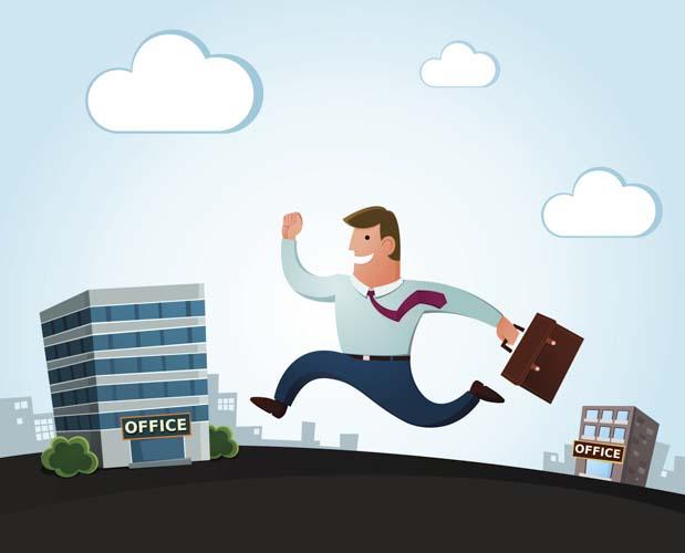 外資系企業へ転職