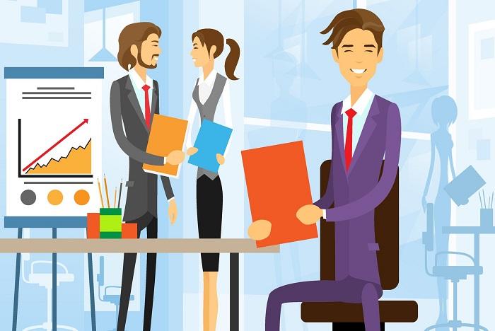 ホワイト企業の四季報は3年離職率数%・勤続平均15年以上