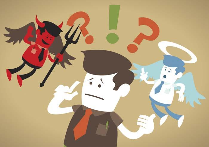 転職に迷う人必見!転職活動の悩み「転職すべきか」「内定を受けるべきか」2つのケースついて解説