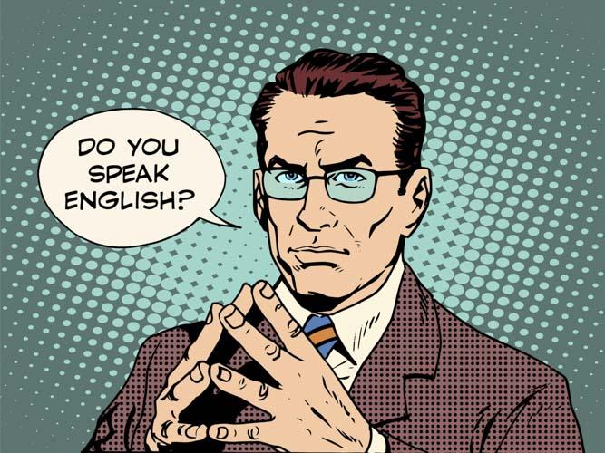 英語力が重要