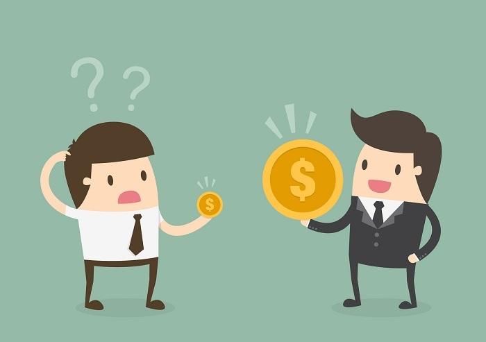 給与に不満がある人は自分のスキル・経験を見極めて動く