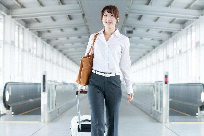 女性の海外転職も増えている