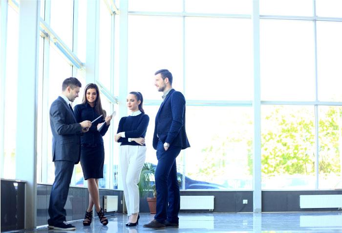 外資系企業の働き方