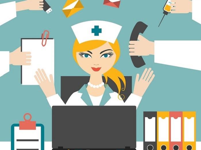 責任が重く仕事量も多い「医療・福祉業界」
