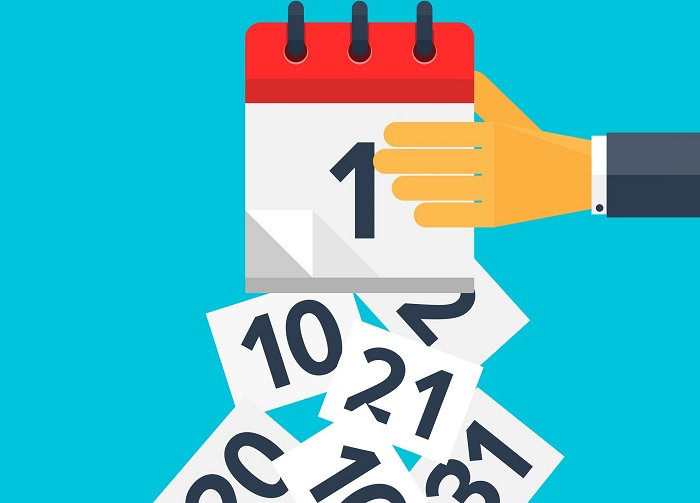 転職活動開始から退職までは3~4ヶ月かかる