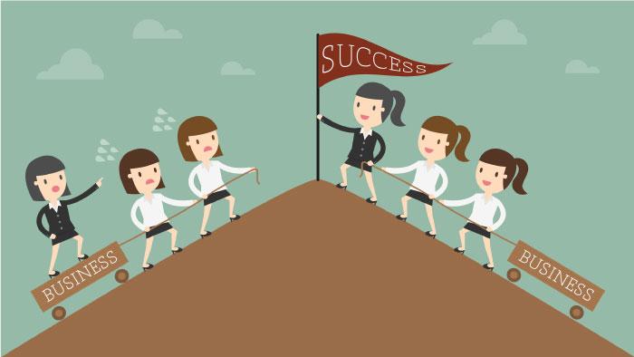 女性の転職成功ポイント