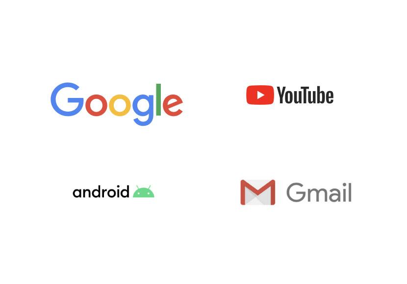 Googleのサービス一覧